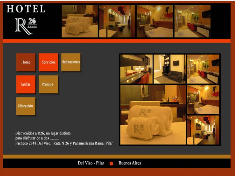 Hotel R26 Del Viso