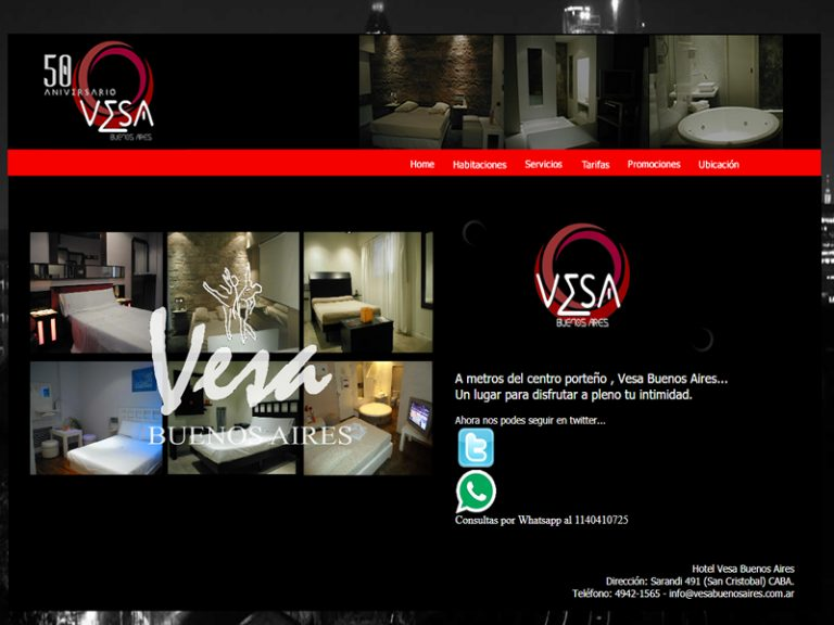 Vesa Hotel Buenos AIres